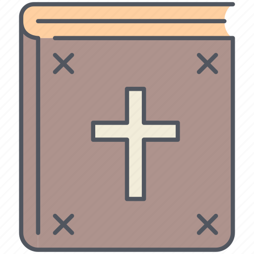 Bible, book, christian, holy, jesus, religious, worship icon - Download on Iconfinder