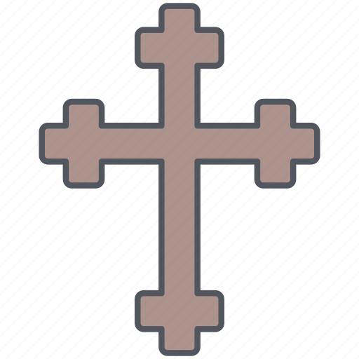 christian, church, cross, pray, prayer, religion, worship icon