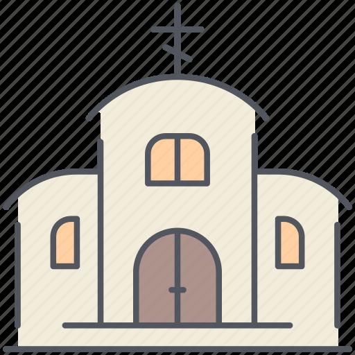 chapel, church, monastery, monk, orthodox, religion, worship icon