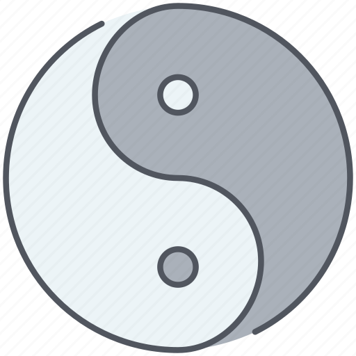 asian, kung fu, sign, spirituality, tao, tao te ching, taoism icon