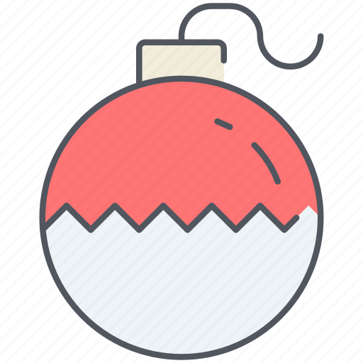 decor, decoration, holiday, new year, ornament icon
