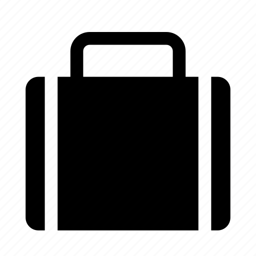 bag, business, filesystem, office, work icon