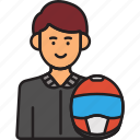 driver, helmet, male, man, racer, rider icon