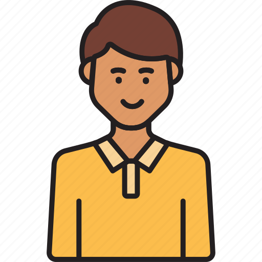 avatar, male, man, staff, user icon