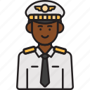 aviator, flight, male, man, pilot icon