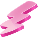 rave, shock icon