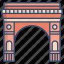 india, gate