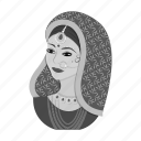 appearance, avatar, decoration, image, india, person, woman