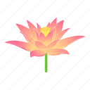 bloom, blossom, cartoon, floral, flower, nature, petal icon