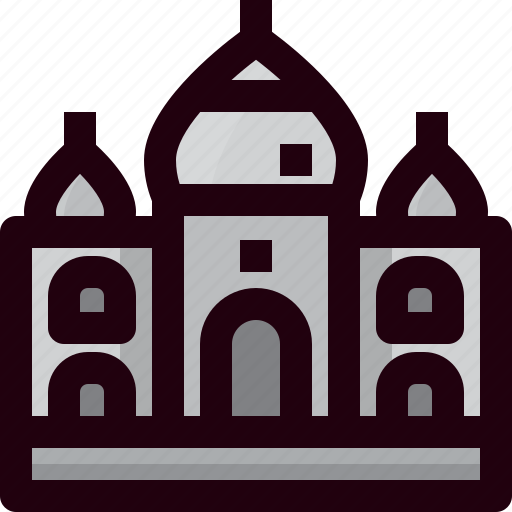 architecture, building, india, landmark, love, monument, taj mahal icon