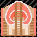 architecture, building, india, jantar, mantar icon