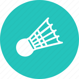 badminton, entertainment, game, net, shuttlecock, sport, sports icon
