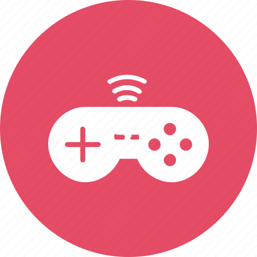 controller, device, game, gamepad, joypad, remote, wireless icon
