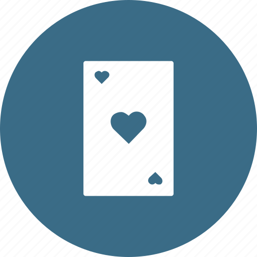 blackjack, card, casino, gamble, heart, playing, poker icon