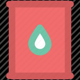 barrel, drum, energy gallon, fuel gallon, oil drum icon