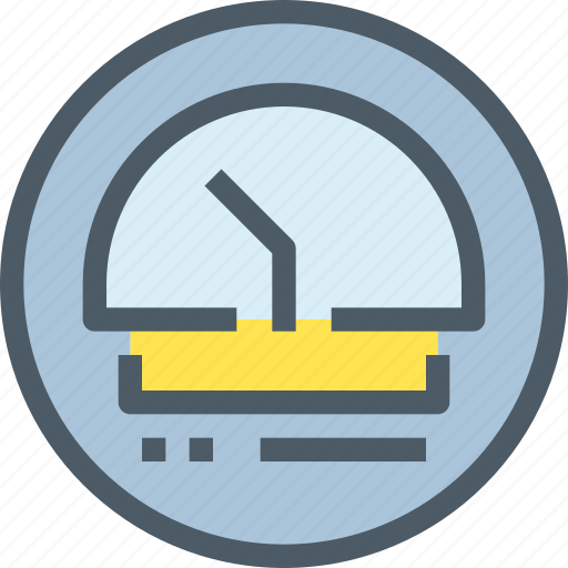 Factory, gauge, industry, manufacture, production icon - Download on Iconfinder