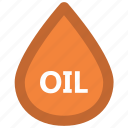 drop, droplet, fuel, gasoline, liquid, oil, oil drop icon