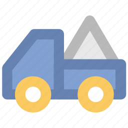 crane, lifter, luggage lifter, machine, tow, transport, vehicle icon