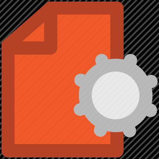 cog, cogwheel, gear, gearwheel, paper cog, setting, settings icon