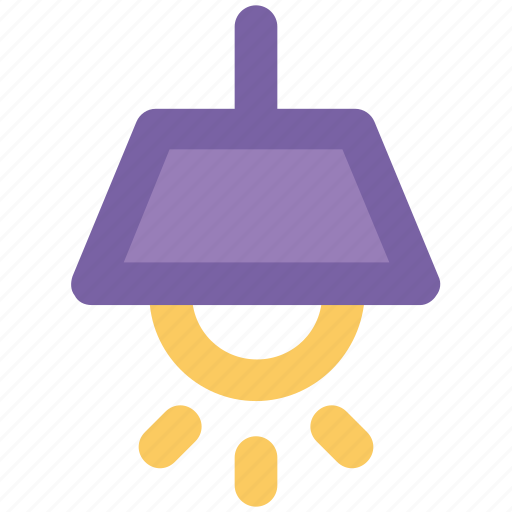 bulb, electric bulb, electric light, floor lamp, light, lightbulb, roof lamp icon