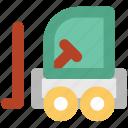 fork truck, forklift, forklift truck, lift truck, lifter, transportation, truck