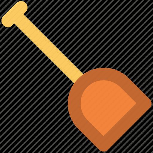 construction tool, gardening tool, gardening tools, hand tool, rake, shovel, spade icon