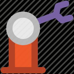 crane hook, lift machine, lifter, lifting, lifting hook icon