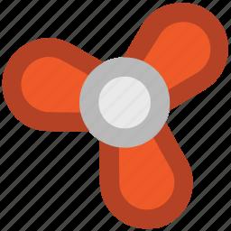 air fan, charging fan, electric fan, electricity, fan, ventilator fan icon