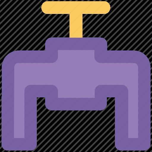 faucet, gas tap, industry tap, industry valve, nal, plumbing, spigot, water nal icon