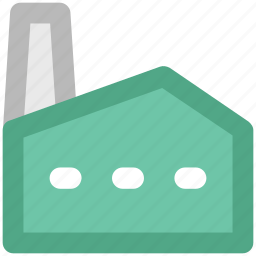 energy, estate, factory, industry, mill icon