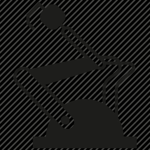 Auto, machine, manufacturing, robot, robotics icon - Download on Iconfinder