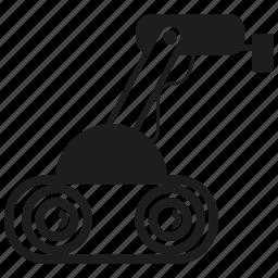 auto, machine, manufacturing, robot, robotics icon