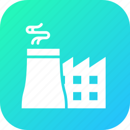 economy, factory, industry, oil, plant, production icon