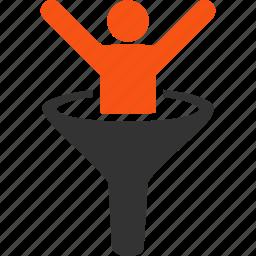 exploitation, job, operation, problem, slave, slavery, work icon