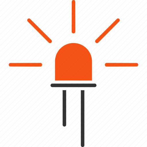 bulb, electric, electricity, lamp, led, light, power icon