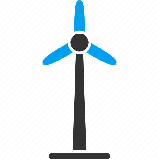 clean energy, electric plant, electricity, environment, green power, technology, wind generator icon