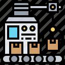 automate, conveyor, machine, manufacturing, process