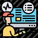 control, inspection, maintenance, monitoring, program