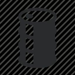 barrel, drum, fuel, gas, gasoline, industry, oil, petrol icon