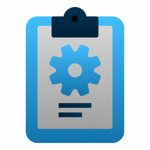 Report, industry, construction, clipboard, engineering icon - Download on Iconfinder