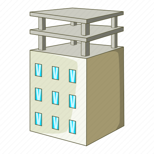 Building, business, home, isometric, sign, technology, wall icon - Download on Iconfinder
