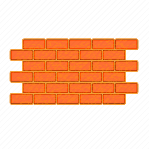 brick, brick wall, illustration, machinery, repairing, sign, wall icon