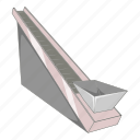 elevator, equipment, illustration, machinery, sign, technology