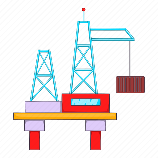Building crane, equipment, illustration, machinery, manual, repairing, sign icon - Download on Iconfinder