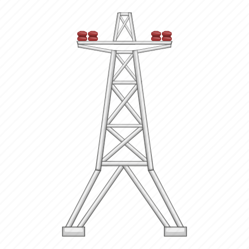 electric pole  electricity  illustration  line  pole