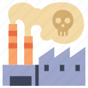 plant, pollution, smoke, environment, factory, industrial, industry