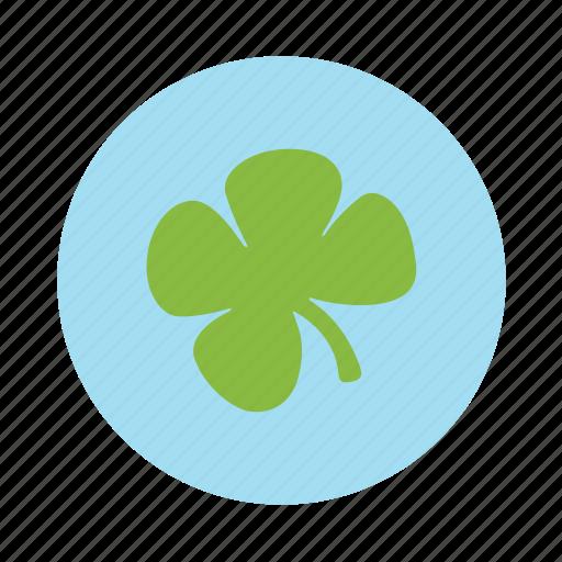 clove leaf, clover, leaf icon
