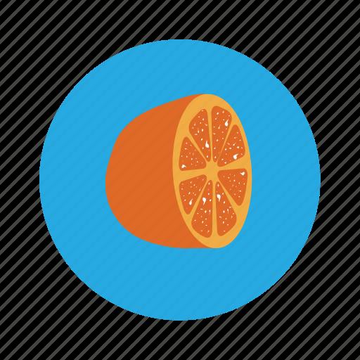 fruit, juice, lemon, orange icon