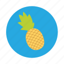 fruit, juice, pineapple, tropical icon
