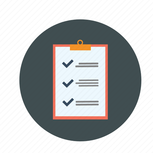 business plan, document, note, organizer, planner, report, survey icon